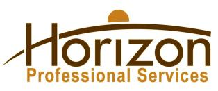 Horizon Professional Services Logo
